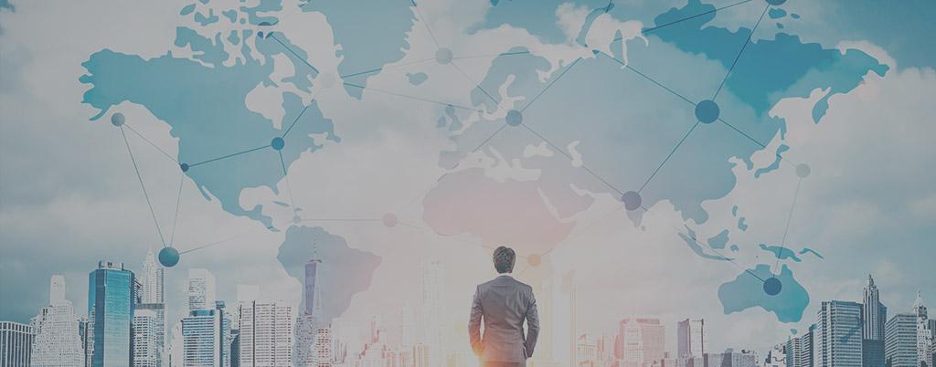 vías extensión internacional