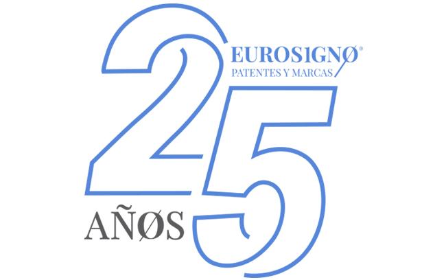 25 años como oficina de patentes y marcas